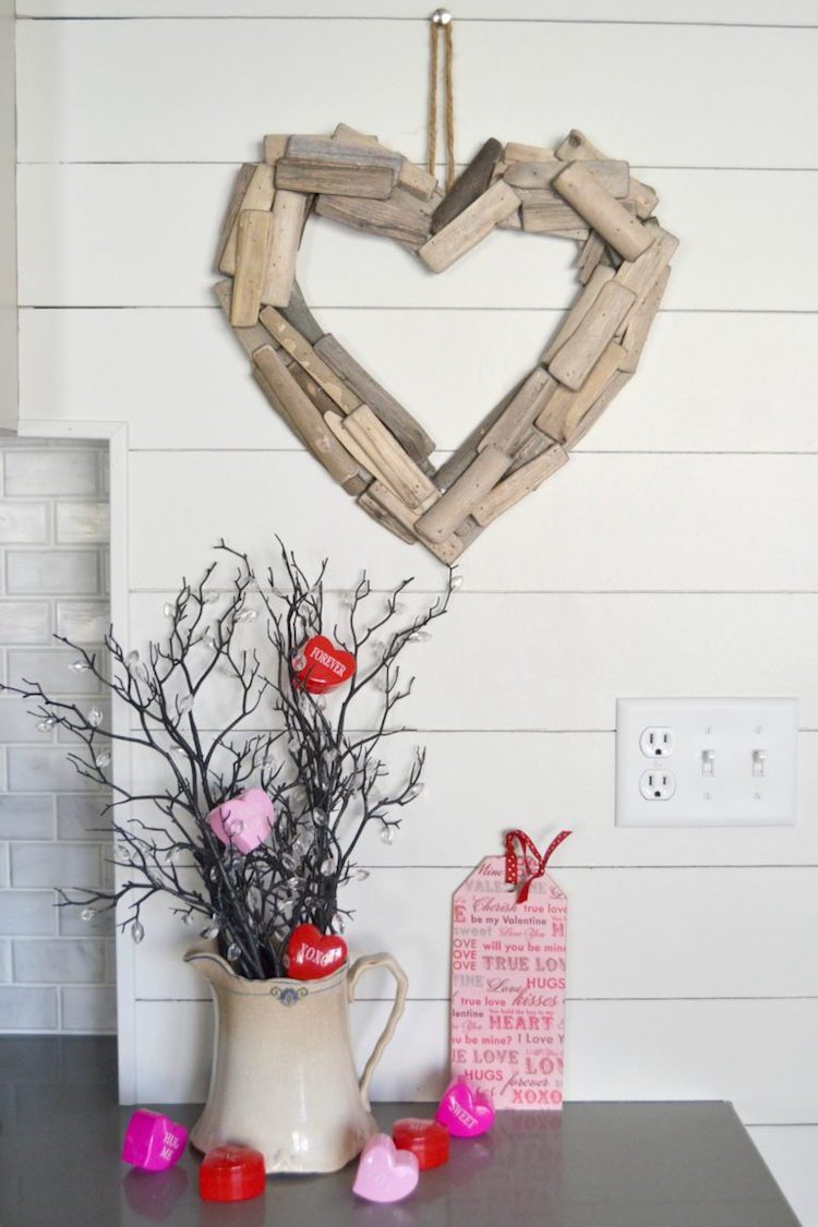 diy decorating ideas from driftwood (7)