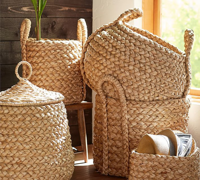 Baskets to organize and decorate1