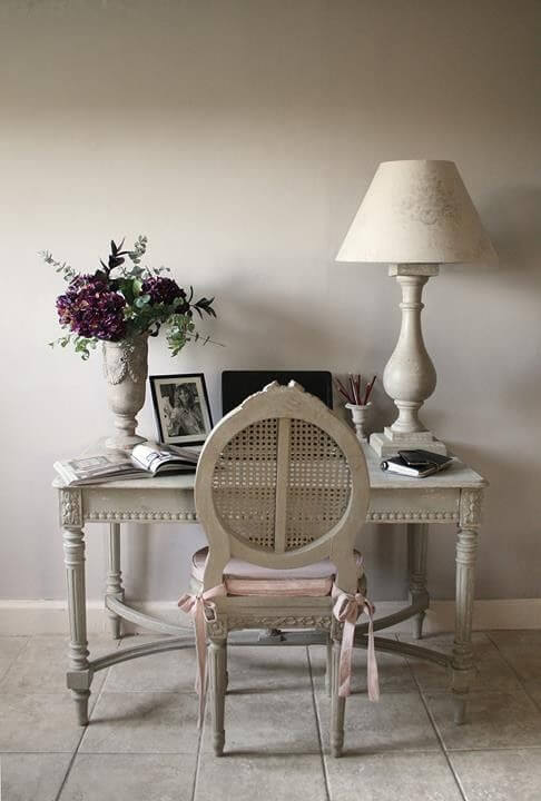 French country style country home offices (2)