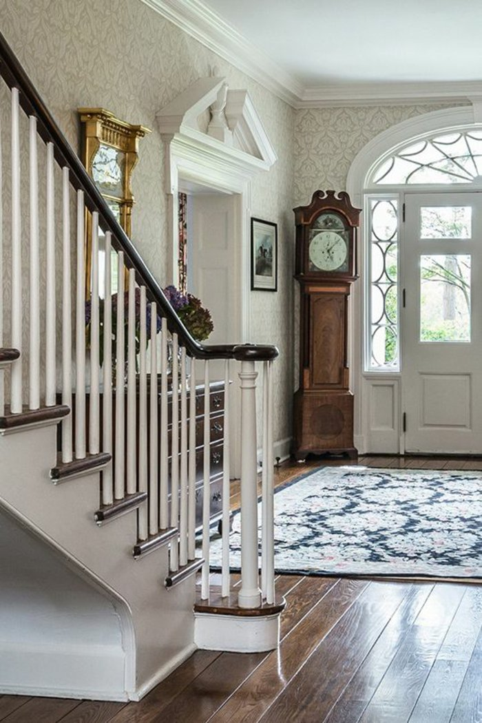 Home entry hall ideas67