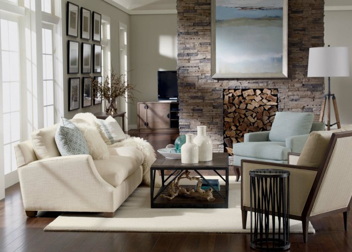 Rustic lounge ideas72