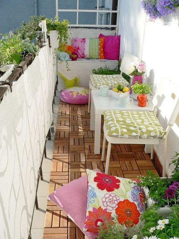 ideas for small balcony16