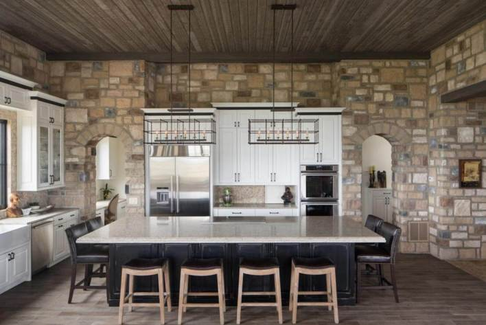 rustic kitchen ideas13