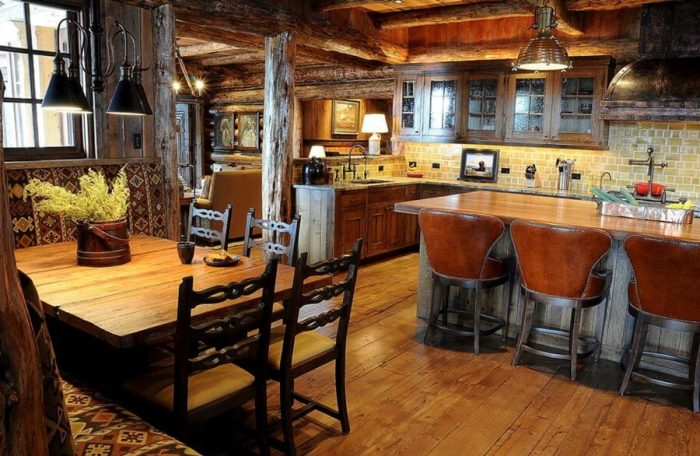 rustic kitchen ideas17