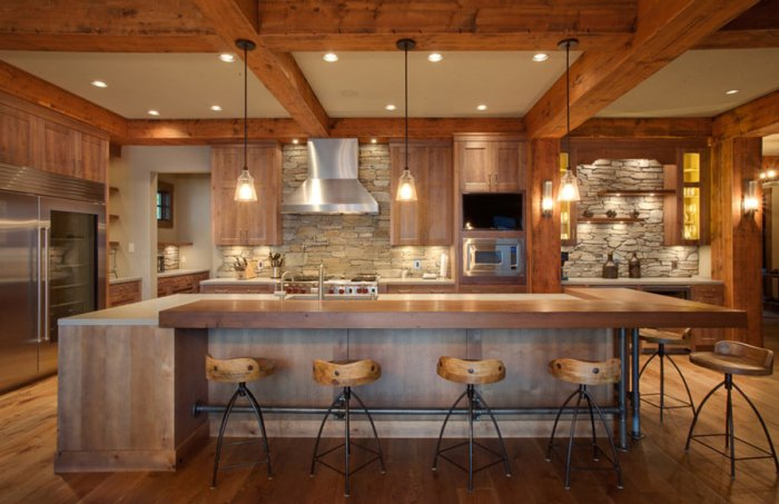 rustic kitchen ideas7