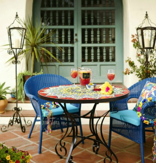 Trends 2017 for the most stylish verandas8