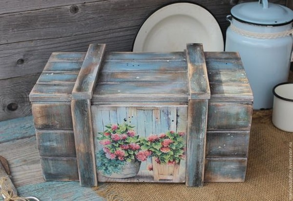 wooden boxes decoration2