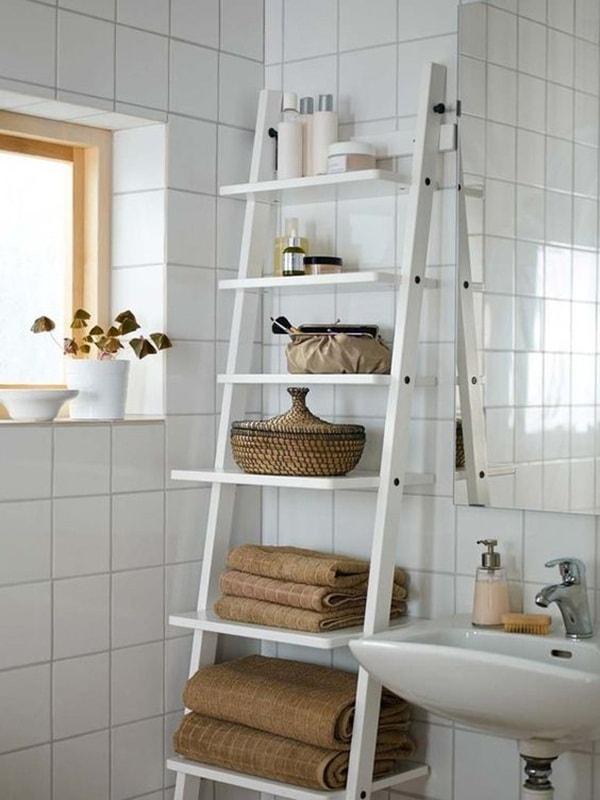 Decorating with ladders (8)