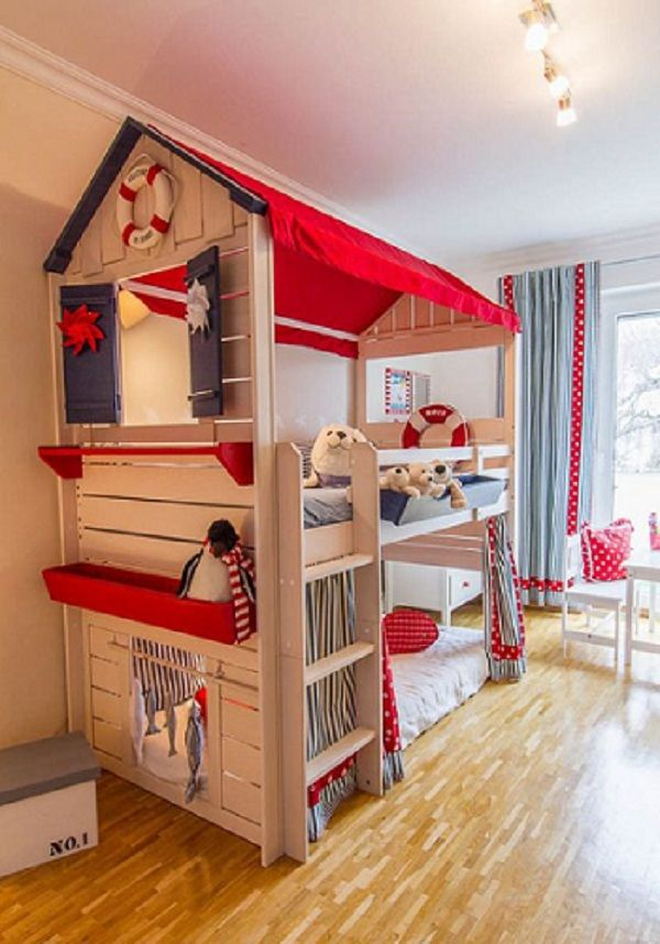 Fresh kid's room ideas13