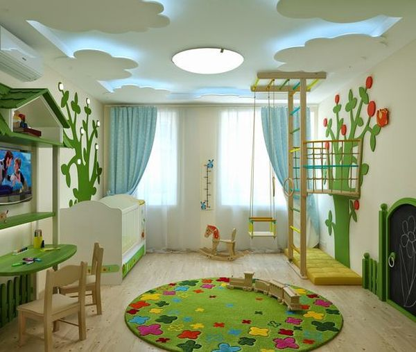 Fresh kid's room ideas2