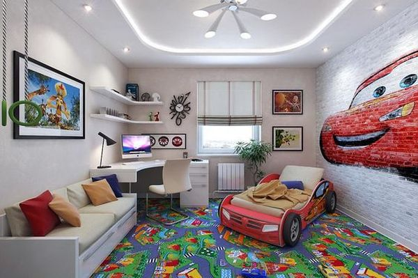 Fresh kid's room ideas5