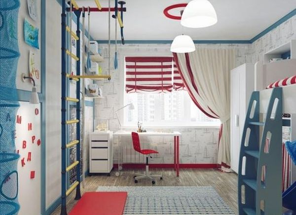 Fresh kid's room ideas8