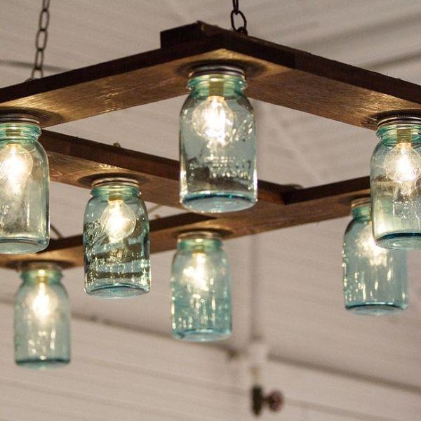 diy lights from jars2