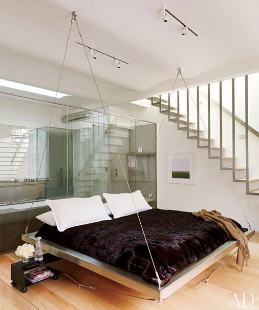 20 Cool ideas with hanging beds for ultimate relaxation