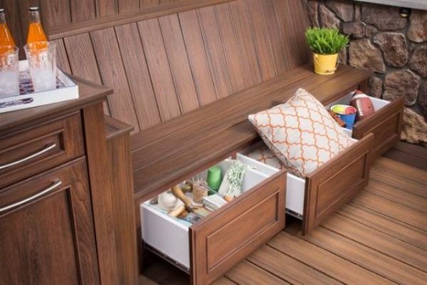 outdoor furniture ideas with storage solutions1