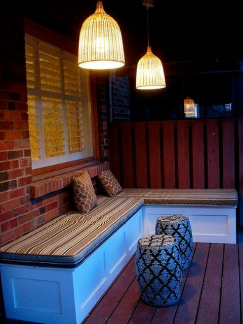 outdoor furniture ideas with storage solutions4