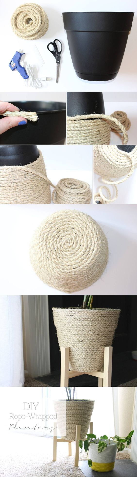 nique diy decoration ideas with rope (17)