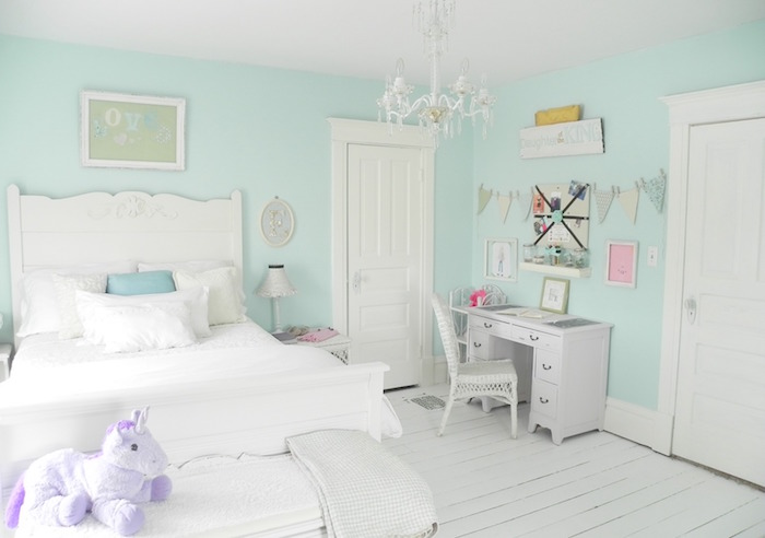 mint color decoration (7)