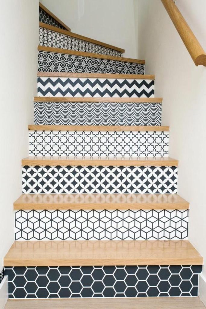 ideas to update the stairs18