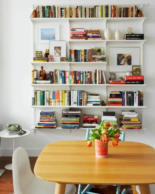 practical and unique ideas to organize books12