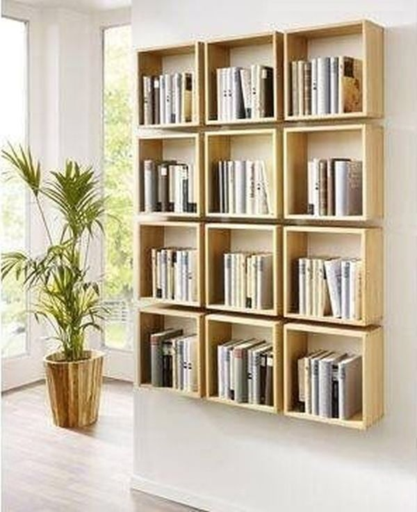 practical and unique ideas to organize books6
