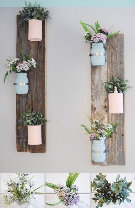 ideas to decorate with flowers22