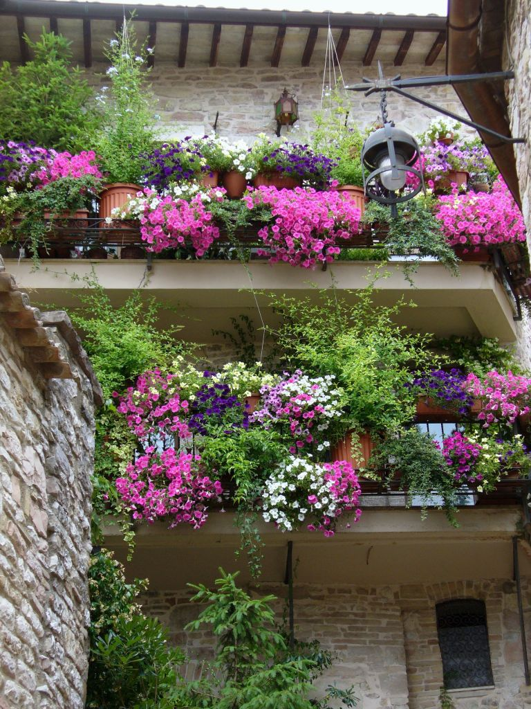 mydesiredhome - blooming balconies ideas19