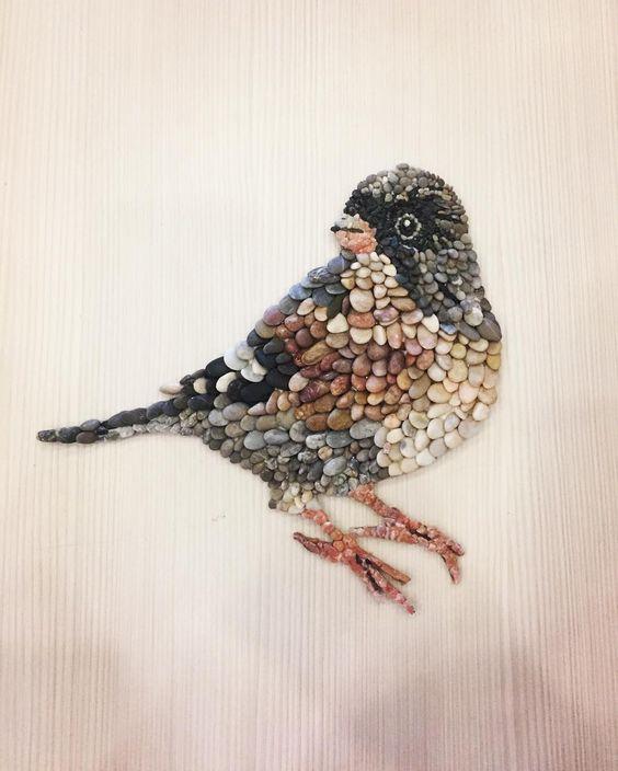 Pebble art ideas15