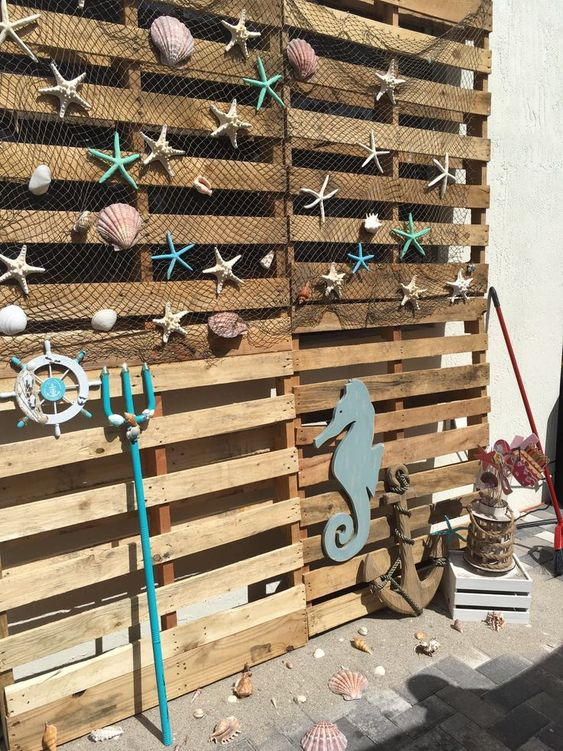 Summer Ideas - crafts for the walls33