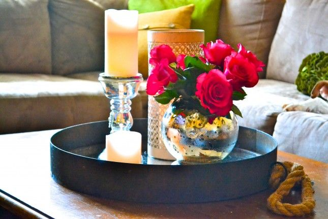 living room table decoration ideas12