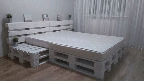 Pallets Bed Ideas13
