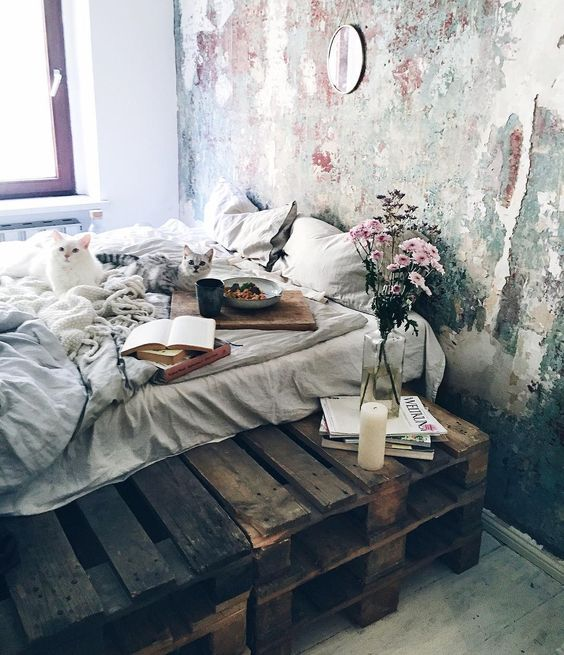 Pallets Bed Ideas5