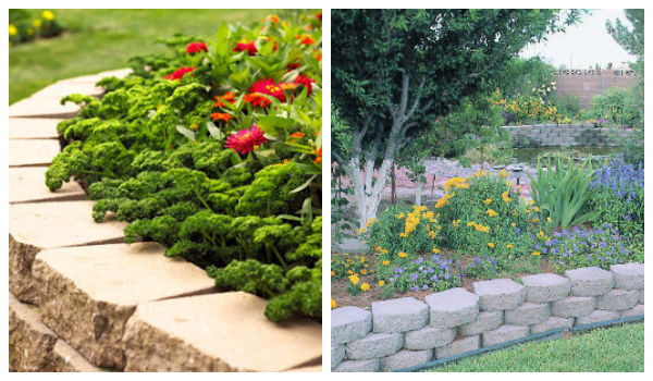 flowerbed ideas for your garden17