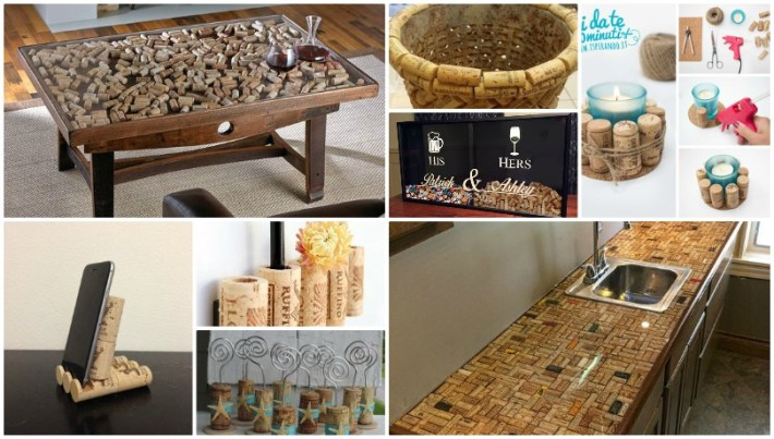 Cool Diy Wine Cork Crafts And Decorations My Desired Home