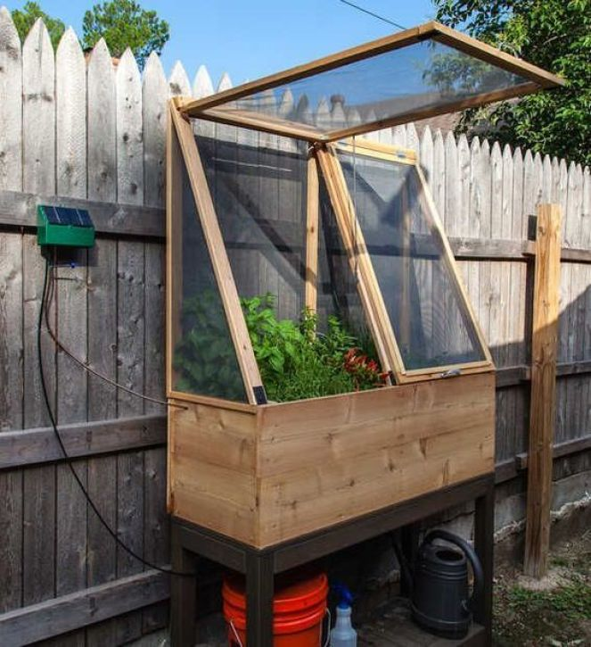 Small greenhouse ideas in the garden and the yard, 63 ...