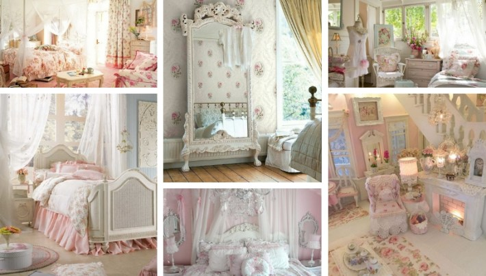 Shabby Chic Bedroom Decor Ideas Create Your Own Personal Romantic Oasis My Desired Home