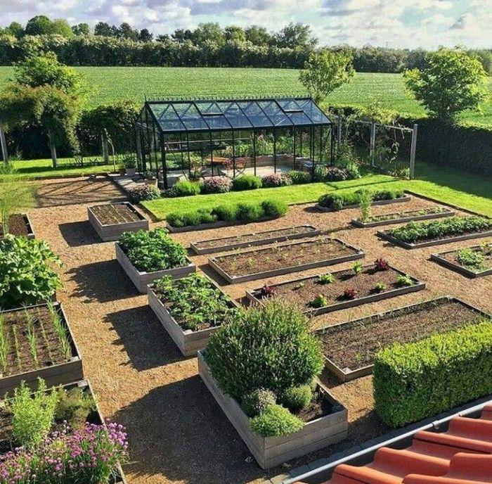 Home Design Backyard Ideas: 45 Affordable DIY Design Ideas For A Vegetable Garden