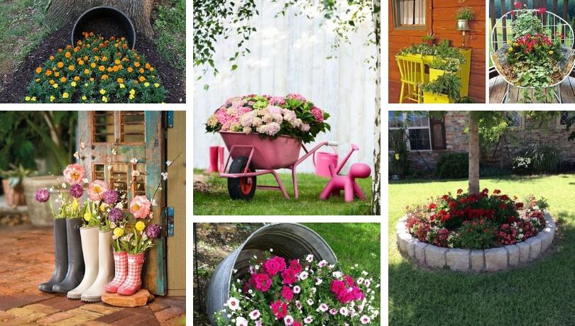 Amazing Diy Flower Arrangements For An Unbelievable Yard Or Garden My Desired Home