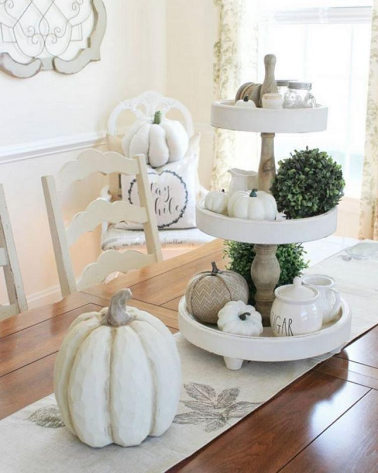 Rustic Decor Ideas Diy: 34 Inspirational DIY Rustic Cottage Autumn Decorating