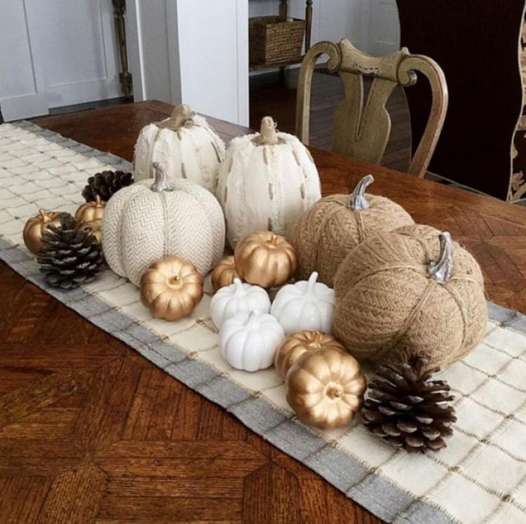 34 Inspirational DIY Rustic Cottage Autumn Decorating