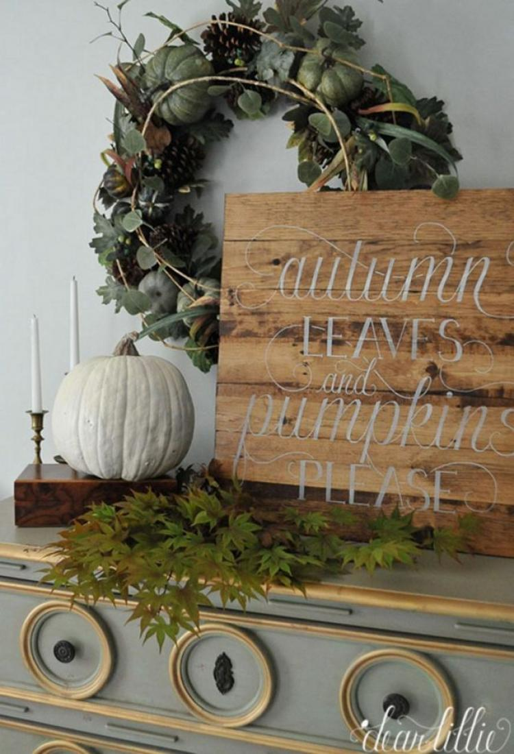 34 Inspirational Diy Rustic Cottage Autumn Decorating Ideas My Desired Home