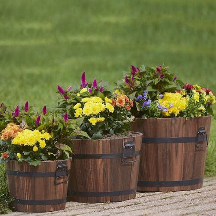 25 Clever Diy Ideas To Reuse Old Wine Barrels In Garden And