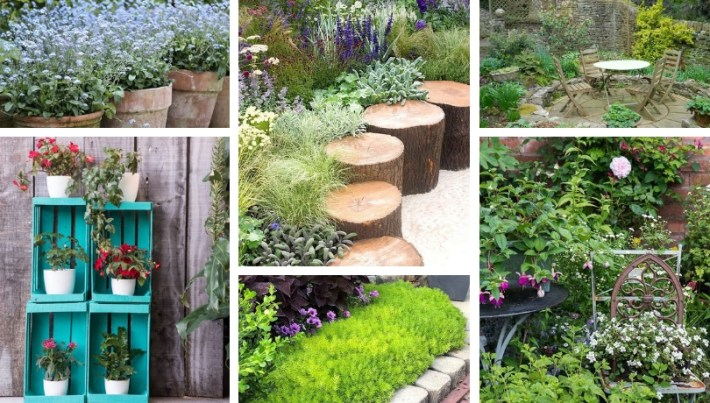 Best Tips And Ideas For Small Gardens You Need To Know My