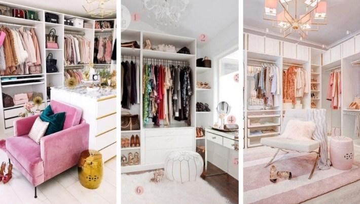 Dream dressing rooms ideas