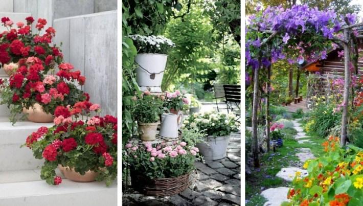 35 DIY ideas to turn your garden into a fairytale story