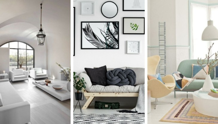 Modern living rooms: Trend ideas and designs for inspiration