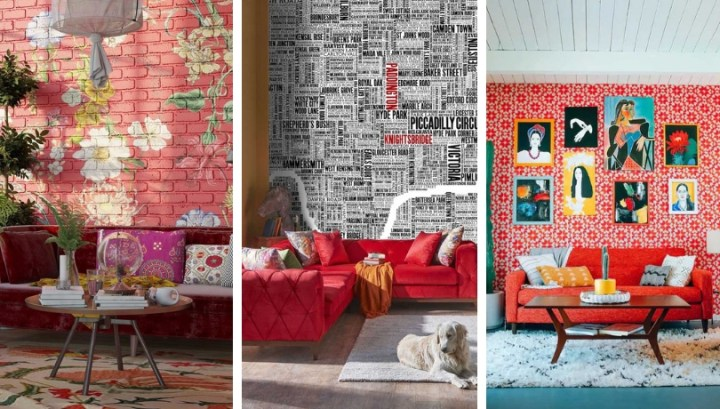 Amazing Red room ideas: see tips for decorating yours and inspiring photos