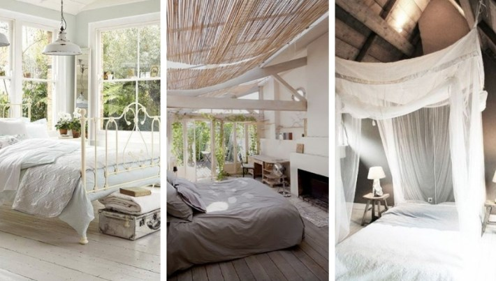 """Bedrooms ideas with """"summer air"""" that will refresh your mood"""