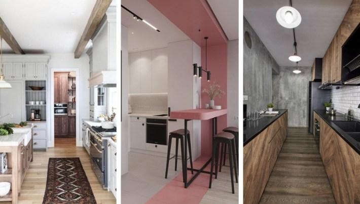 Dream kitchen: 32 examples of modern design
