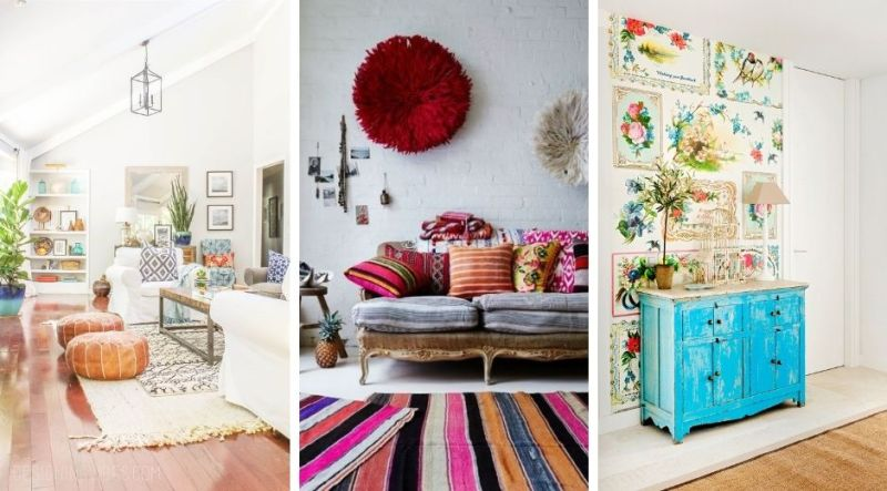 Boho chic style: When bohemian is the total trend